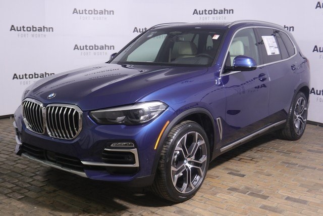 New 2021 Bmw X5 Xdrive40i 4d Sport Utility In Fort Worth B23614 Autobahn Pre Owned Fort Worth