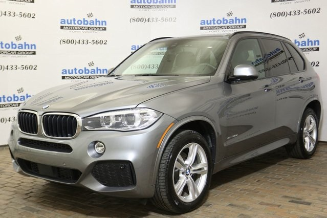 Certified Pre-Owned 2016 BMW X5 xDrive35d