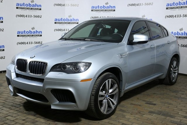 Pre-Owned 2012 BMW X6 M