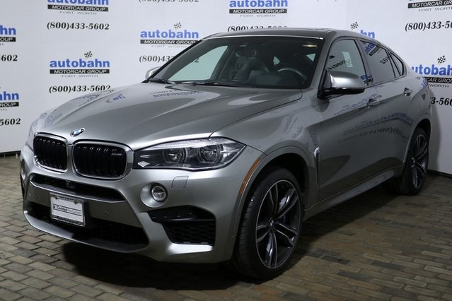 Certified Pre-Owned 2017 BMW X6 M Base