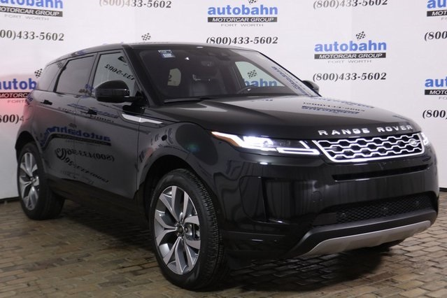 Land Rover Fort Worth >> New 2020 Land Rover Range Rover Evoque Se 4d Sport Utility