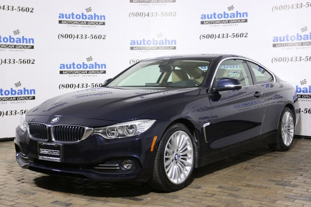 2016 – 2018 CPO BMW 4 Series