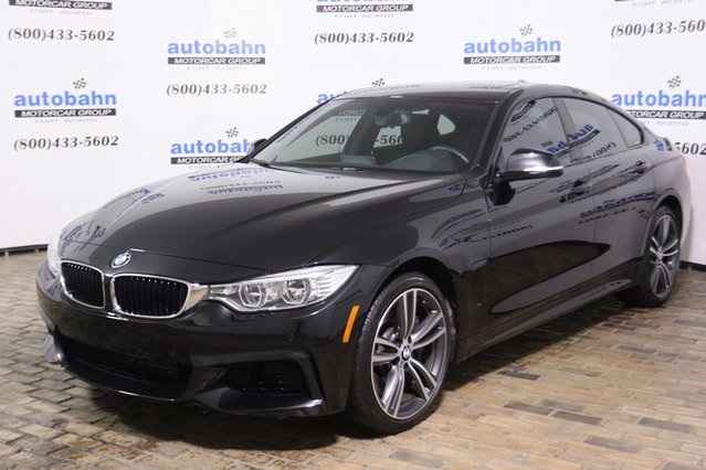Certified Pre-Owned 2016 BMW 4 Series 435i xDrive Gran Coupe