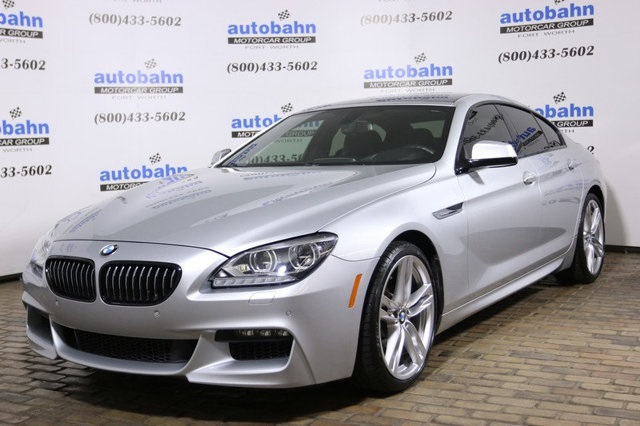 2016 – 2018 CPO BMW 6 Series