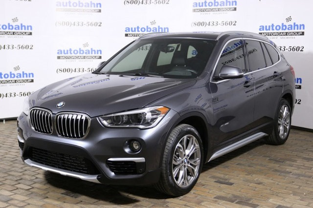 2016 – 2018 CPO BMW X1 Models