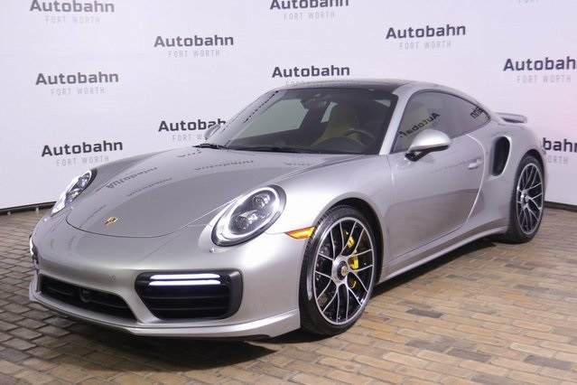 Porsche Certified Pre Owned >> Certified Pre Owned 2017 Porsche 911 Turbo S Awd