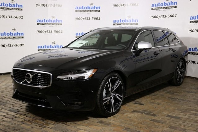 New 2018 Volvo V90 T5 R-Design