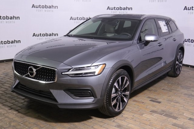 New 2020 Volvo V60 Cross Country T5