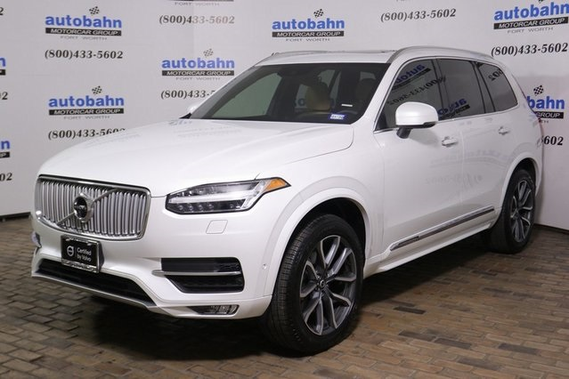 Certified Pre-Owned 2017 Volvo XC90 T6 Inscription