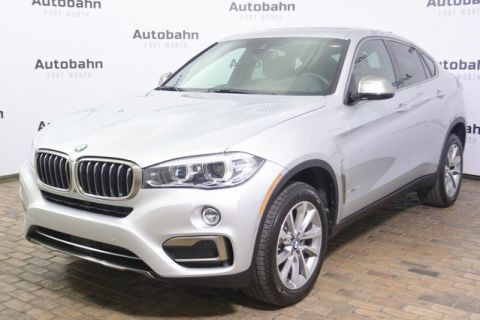 Certified Pre-Owned 2019 BMW X6 sDrive35i