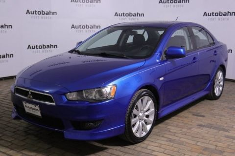 Pre-Owned 2011 Mitsubishi Lancer GTS Touring