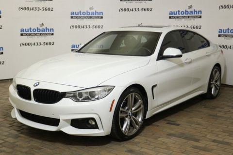 Certified Pre-Owned 2016 BMW 4 Series 435i Gran Coupe