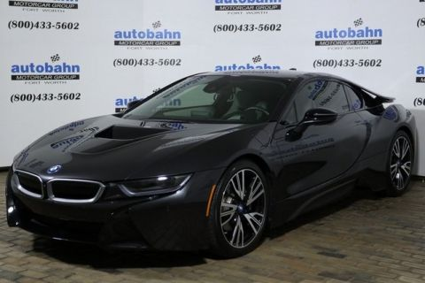 Certified Pre-Owned 2015 BMW i8