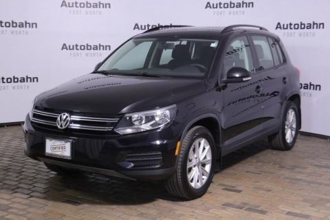 Certified Pre-Owned 2017 Volkswagen Tiguan Limited sale pending aw