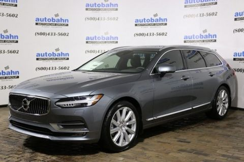 New 2018 Volvo V90 T5 Inscription
