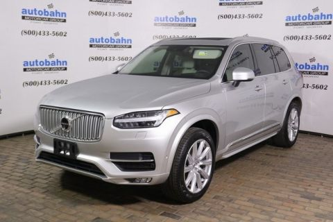 Certified Pre-Owned 2018 Volvo XC90 T6 Inscription